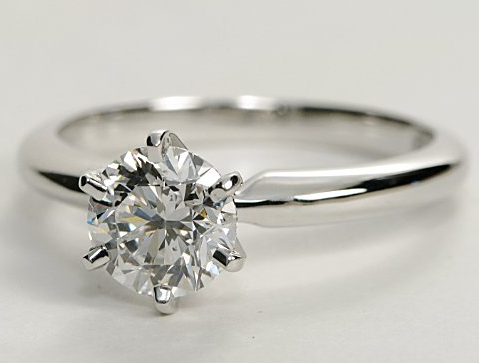 classic solitaire engagement ring engagement