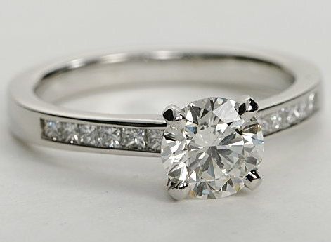 channel vatche setting this set c shows rings diamond a image engagement with brilliant center the round cut ring